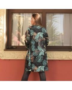 Kimono canelado