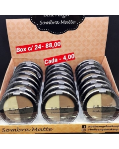 Sombra Matte belle Angel box c/24 88,00 cada 4,00