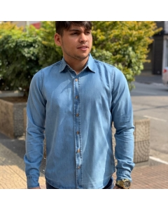 Camisa ThonyGuee Camisaria Jeans