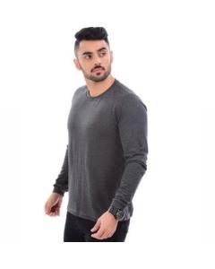 Camiseta Masculina manga longa Blusa Masculina